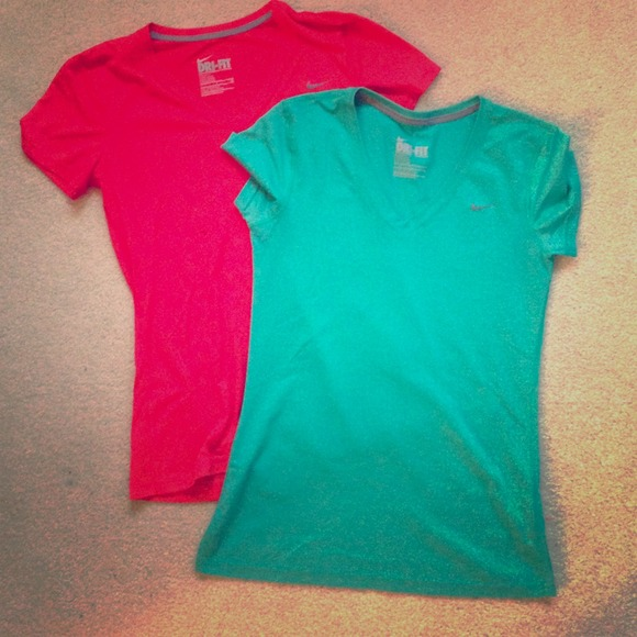 80 off nike tops moving sale nike women 39 s dri fit for Dri fit shirts on sale