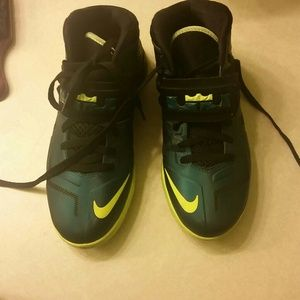 c6e8d02bdcb3 Nike Shoes - NIKE LEBRON SOLDIER 7 DARK SEA-VOLT