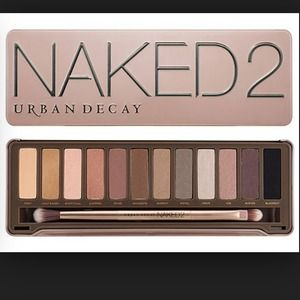 ISO Urban Decay Naked 1 and 2 Palette