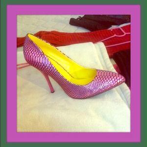 Futuristic heels