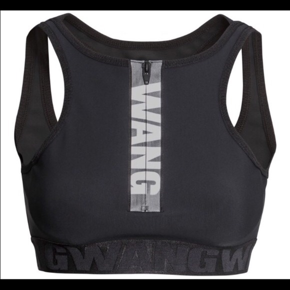 Wang x H&m Sports Bra Size