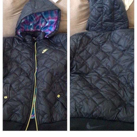 38 Off Nike Outerwear Nike Winter Bubble Coat From Ja