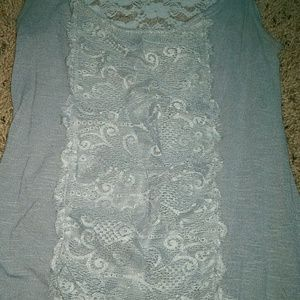 Charlotte russe tank top.