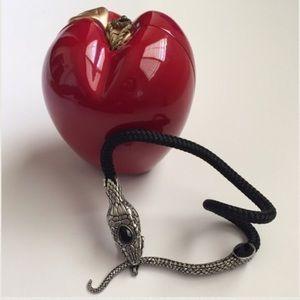 Alchemy Temptation of Eve Serpent Necklace