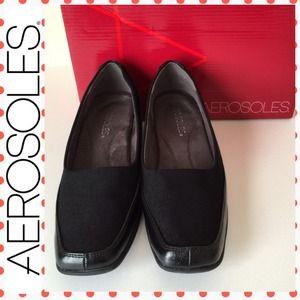 Aerosoles Wedge Shoe