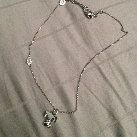 Juicy couture juicy couture necklace t from tiffany 39 s for Juicy couture jewelry necklace