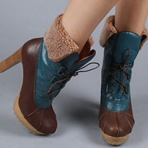 FINAL SALE! Jeffrey Campbell Spokane boots