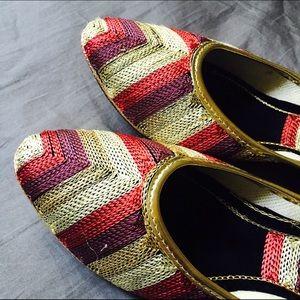 Shoes - Geometric Jutti