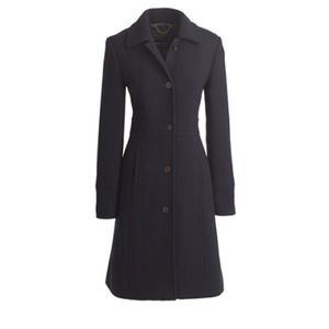 J.Crew Lady Day Coat with Thinsulate