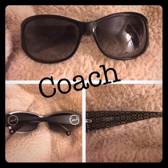 cc68d6f08c2 Coach Accessories - Authentic Coach Connie sunglasses