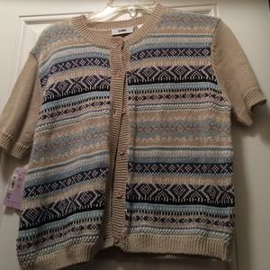 NWT Vintage BP. Sweater