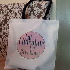 Handbags - CLEARANCE Last one !! Eat chocolate for breakfast