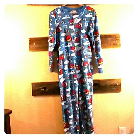 87d30837aff Ladies Footie Pajamas NWT