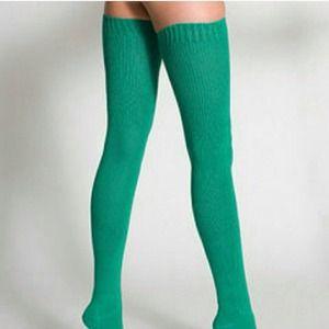 d296caebddf04 American Apparel Accessories | Extra Long Thigh High Socks | Poshmark