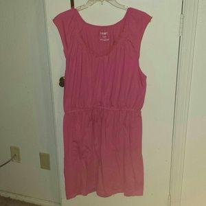 Dresses & Skirts - Pink old navy summer dress