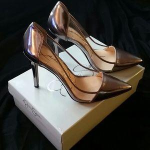 2f62ea4d9b6 Jessica Simpson Shoes - Jessica Simpson  Calkins  Pumps