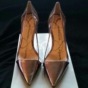 c2cbd14d0 Jessica Simpson Shoes - Jessica Simpson 'Calkins' Pumps