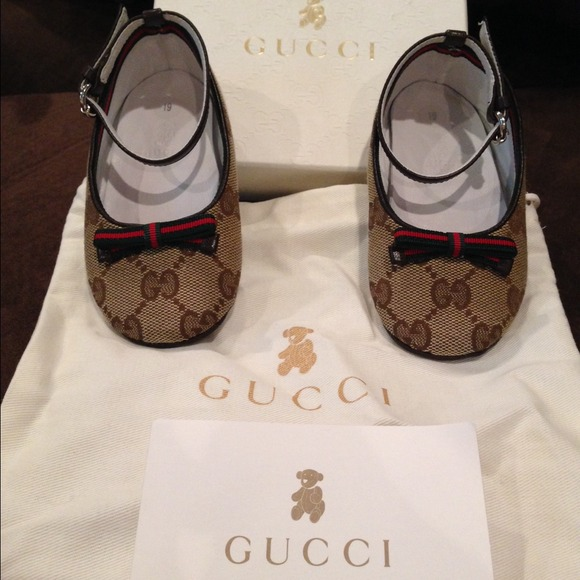 gucci kids shoes. Toddler Girl Gucci Shoes Size 19 Kids L