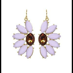 Towne & Reese Jewelry - Lavender and Smokey Topaz.