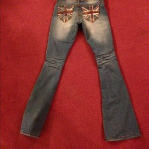 Size 0 dollhouse jeans