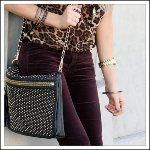 Calvin Klein - 🍒HOST PICK🍒 Deep Plum Purple Corduroy Pants from ...