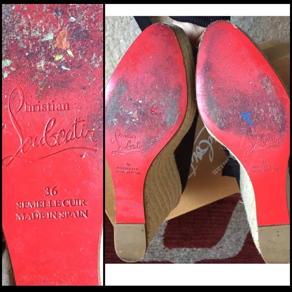 christian louboutin made in spain