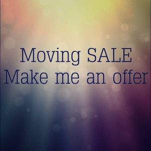 Other - Moving sale, make a reasonable offer 😊