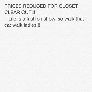 Reduced pricing