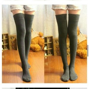 Accessories - Over the knee high quality socks