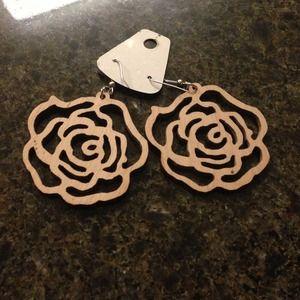 Jewelry - Wooden Earrings