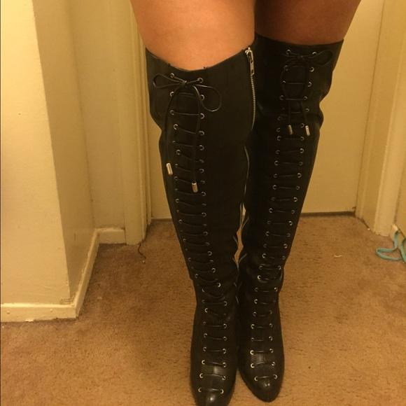 Jessica Simpson Schuhes Schuhes Simpson   Mitton Lace Up Stiefel   Poshmark 98e529