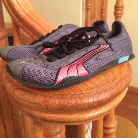 Puma Shoes | Puma Lightweight Mesh Grey