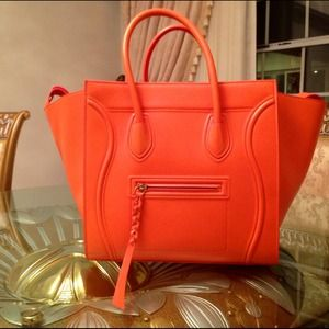 29% off Celine Handbags - (Sold) Celine Mini Luggage Handbag in ...