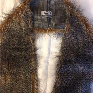AQS Other - AQS Fur Shawl