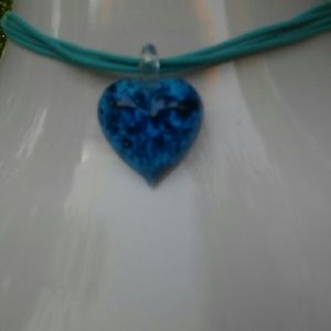Other - NWOT Glass Pendant