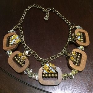 Pam hiran necklace from anthropologie