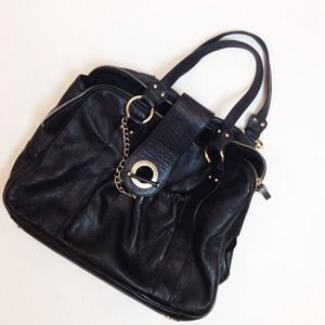 Charles David Handbags - Charles David Black Handbag
