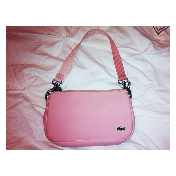53aa037af Lacoste Handbags - SALE LACOSTE PURSE
