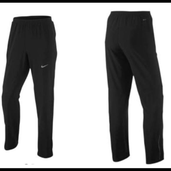 60% off Nike Pants - ‼️️SALE‼️Nike Dri-Fit Black Pants! from ...