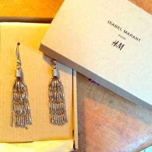 265fa32f15 Isabel Marant pour H&M Jewelry | Isabel Marant For Hm Earrings ...