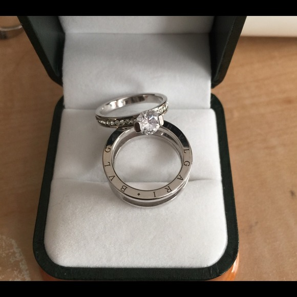 Bvlgari Jewelry Bridal Set Poshmark
