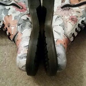 Dr. Martens Shoes - Floral Dr. Martens Boots
