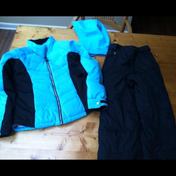 llbean Outerwear - Obermeyer winter jacket and llbean snow pants 4cf75e3ec