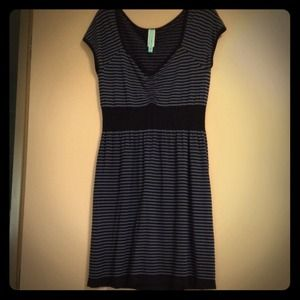 Striped dress!