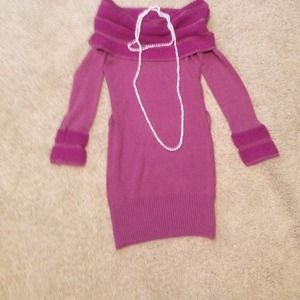 poof couture Dresses & Skirts - Girls sweater dress