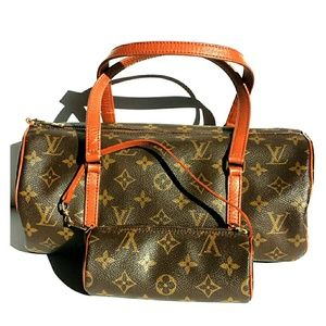 LOUIS VUITTON PAPILLON 30 BAG VTG