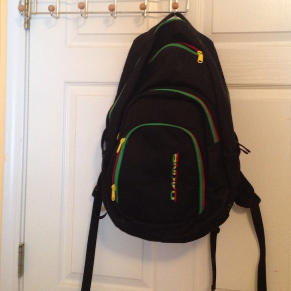 Dakine - Rasta backpack from Emmalee's closet on Poshmark
