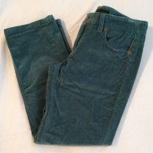 Marc Jacobs Crop Corduroy Pants
