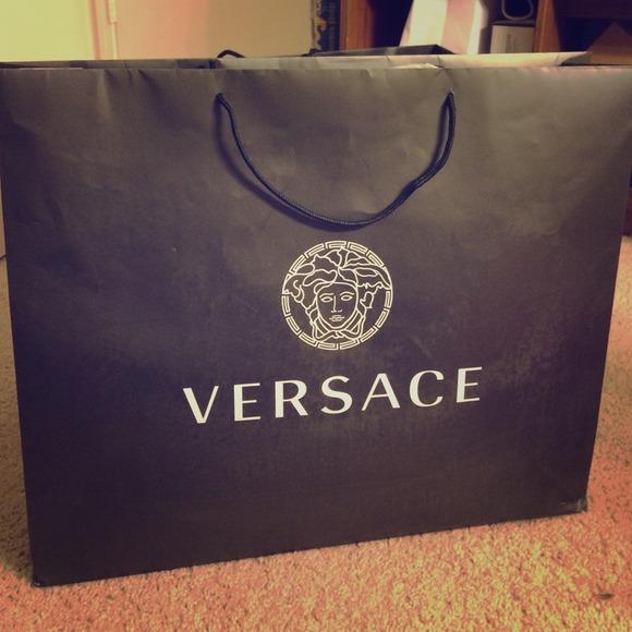 422509f792 Versace Other   Shopping Bag   Poshmark