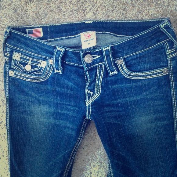 92aafca3c True Religion Billy Big QT Jeans